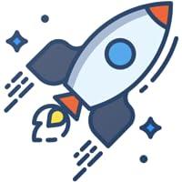 Rocket by Chrysostomous
