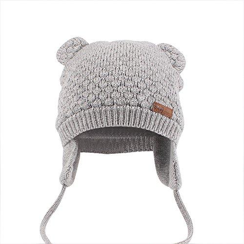 b859315e4f1 XIAOHAWANG Baby Hat Cute Bear Toddler Earflap Beanie Warm Fall Winter.  https   images-na.ssl-images-amazon.com .  https   images-na.ssl-images-amazon.com