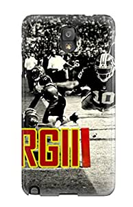 Hot 7183347K51834287 New Arrival Cover Case With Nice Design For Galaxy Note 3- Robert Griffin Iii