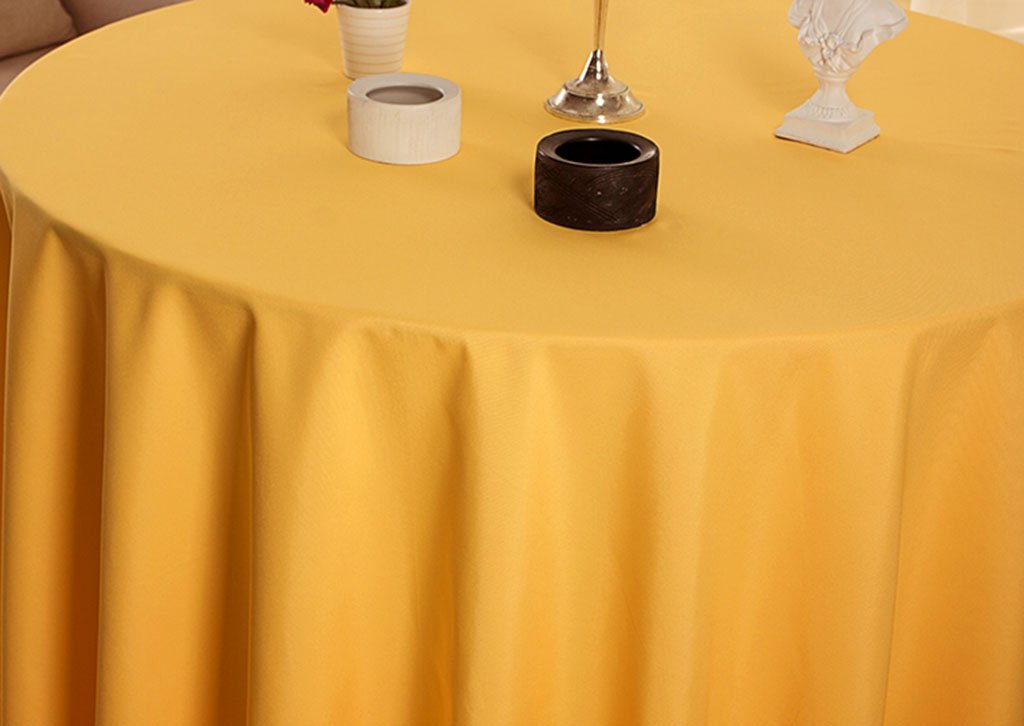 Qiao jin Tischdecke Runde Tischdecke - Personality Modern Hotel Restaurant Balkon, Garten oder Camping Tischdecke - Drop Resistant, leicht zu reinigen (Farbe   D, größe   Round- 300cm) B07CNVL8QY Tischdecken Moderne und stilvolle Mode     | Spi