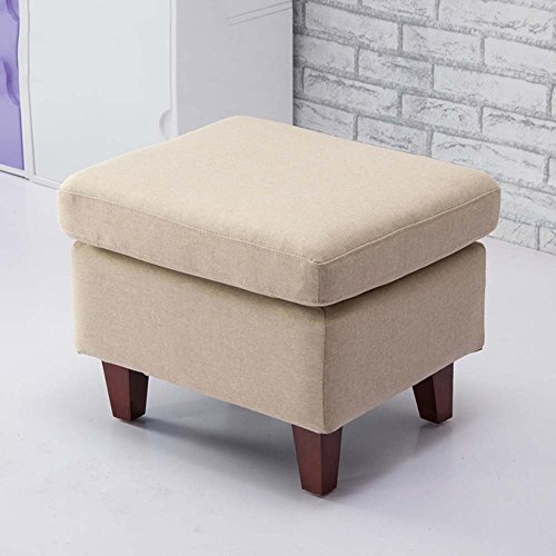 HOMEE Cloth sofa footstool clothing store living room sofa stool sofa pier (multiple colors available),5 by HOMEE