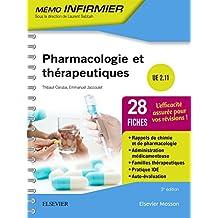 Pharmacologie et thérapeutiques: Unité d'enseignement 2.11 (French Edition)