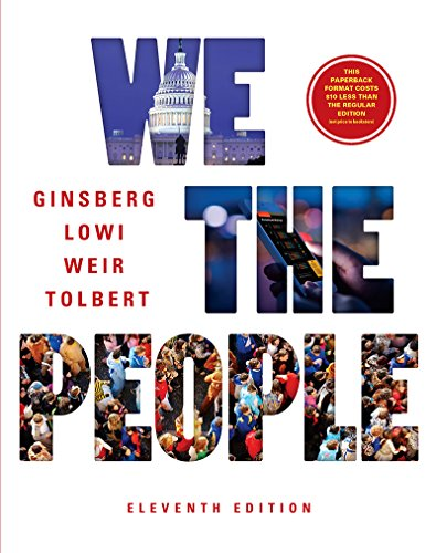 We The People (Paper) W/Access