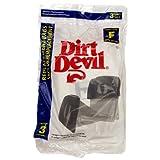 Dirt Devil Paper Bag, Royal Can Vac Type F Dirt Devil 3pk