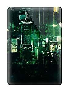 High Grade ZippyDoritEduard Flexible Tpu Case For Ipad Air - Psycho-pass?wallpaper