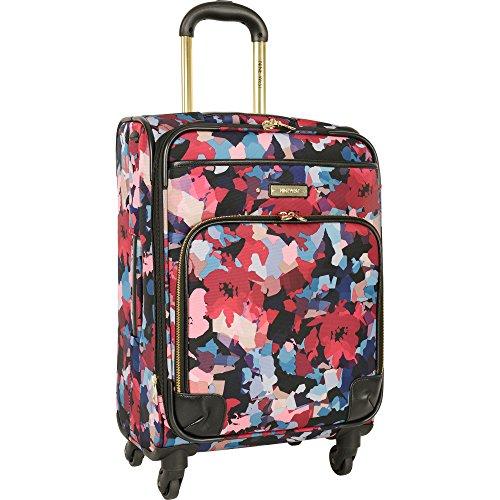 Ninewest Carry-On Expandable Spinner Luggage, Multicolor (Nine Set West Luggage)
