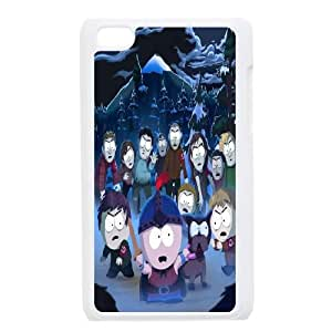 iPod Touch 4 Case White South Park Phone cover Q3275321