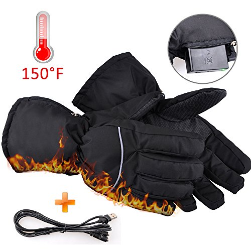 Battery Operated Gloves - 4
