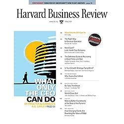 Harvard Business Review, May 2009