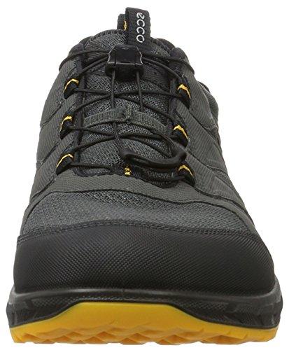 EccoECCO TERRATRAIL - Zapatillas de Running para Asfalto Hombre Gris (BLACK/DARK SHADOW56340)