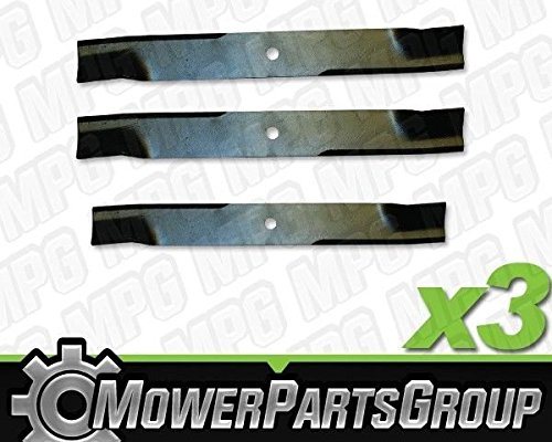 - D564 (3) Pack of Blades Fits Grasshopper with 48
