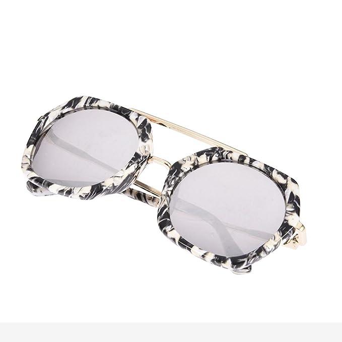 Pueri Gafas de Sol Infantiles para Niños de Moda Gafas ...