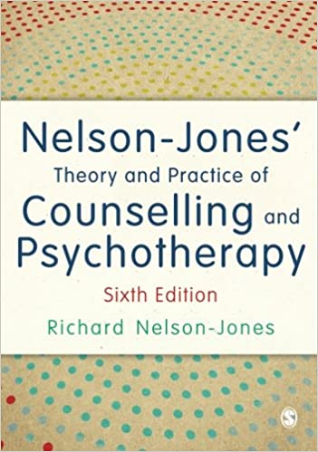Book Nelson-Jones′ Theory and Practice of Counselling and Psychotherapy