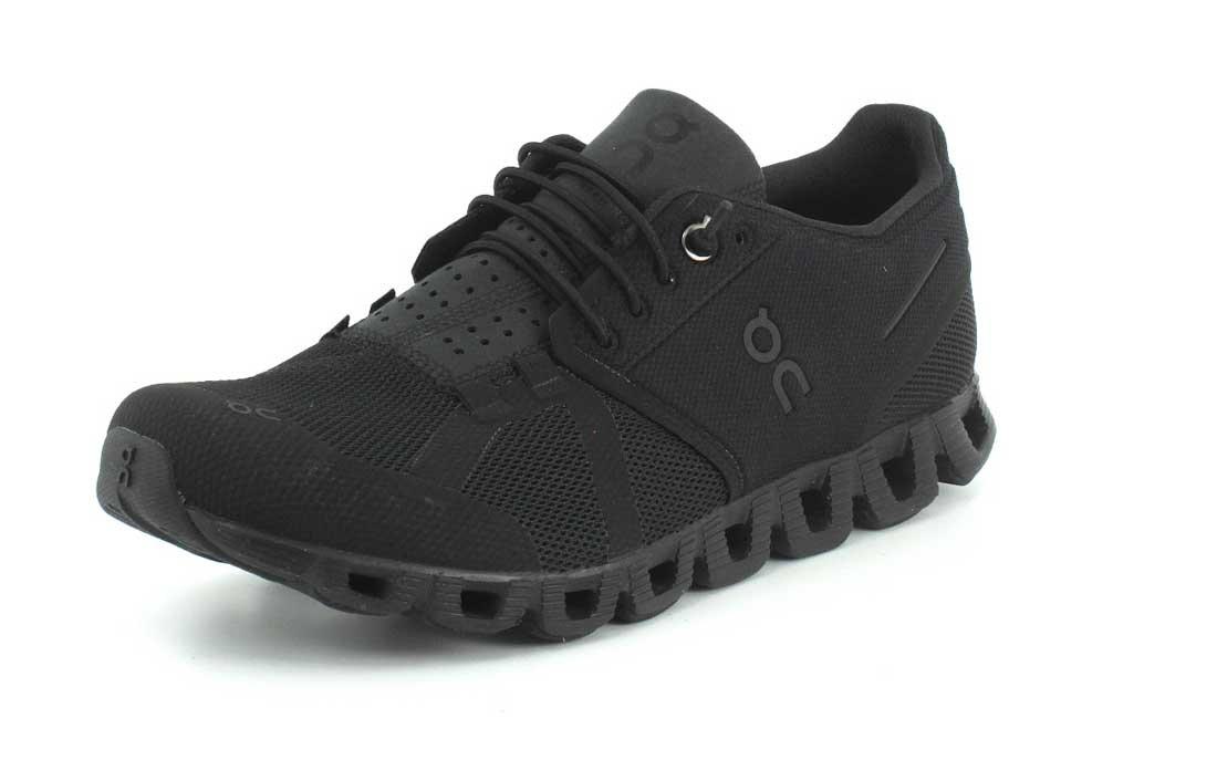 On Running Cloud Negro, All Black 14 Venta de calzado deportivo de moda en línea