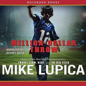Million dollar throw audible audio edition for Apple 300 dollar book