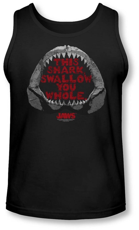 Jaws - Mens This Shark Tank-Top