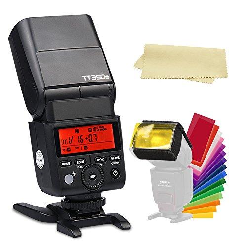 Godox TT350S 2.4G TTL GN36 1/8000s High-Speed Sync Camera Flash Speedlite light for Sony DSLR Camera