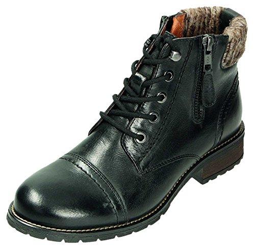 S Klondike WH Stiefel black D Stiefel 021H11 RV Gobi x1r1YZfw
