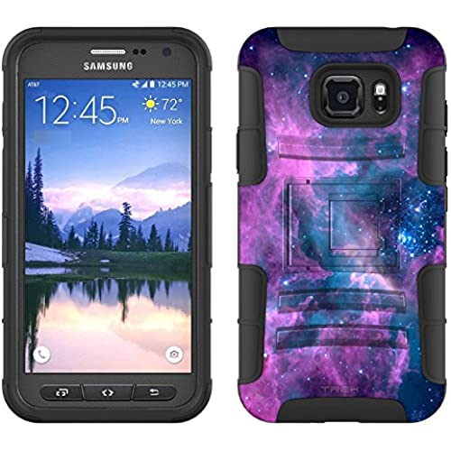 Samsung Galaxy S7 Active Armor Hybrid Case Nebula 2 Piece Case with Holster for Samsung Galaxy S7 Active Sales