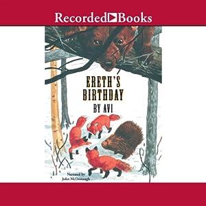 Ereth's Birthday Audiobook