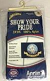 NAVY 3'X5′ NYLON OUTDOOR FLAG For Sale