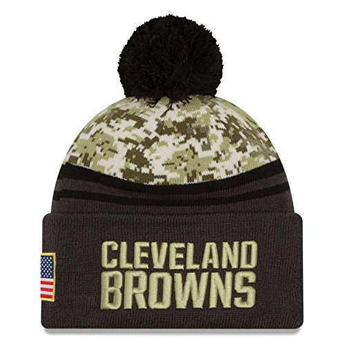 Cleveland Browns Salute to Service Gear b4e5a8393
