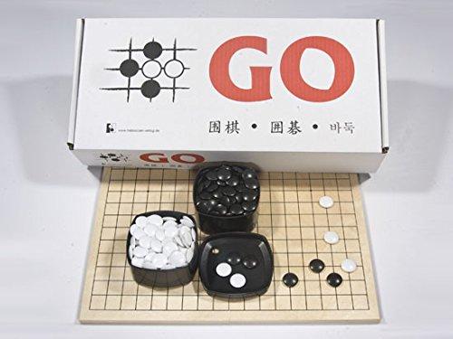 Go-Spiel: Go-Box (mit Kunststoffsteinen)
