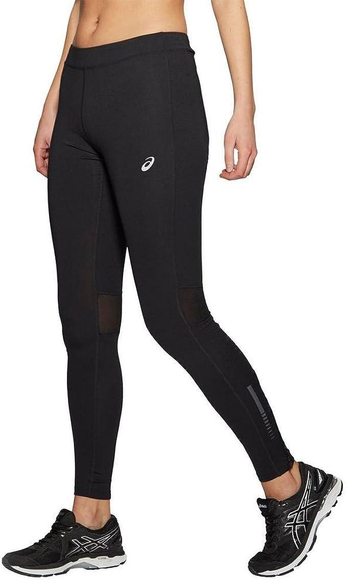 ASICS Color Block 7//8 Damen Tights Sport Lauf Leggings 153415-0904 schwarz neu