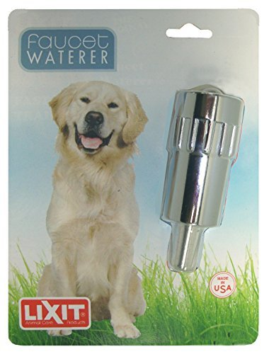 Lixit the Original Faucet Dog Waterer (2 Pack)