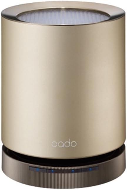 cado AP-C110-GD 20m² 61dB Oro - Purificador de aire (160 m³/h, 20 ...