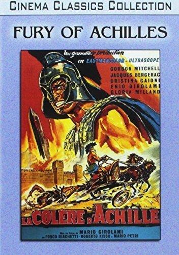 Fury of Achilles (DVD)