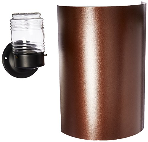 Jelly Jar Lighting SD-CC-027 Copper Canyon Finished Sconc...