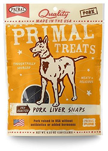 (Primal Pork Liver Snaps)