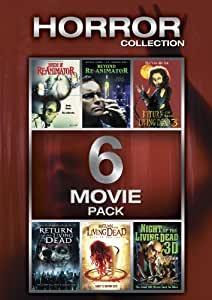 Horror Collection 1: 6 Movie Pack [Import]