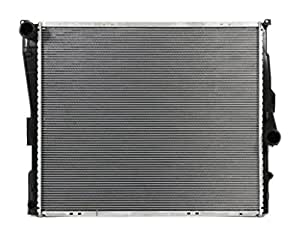 cart on wheels radiator pacific best inc for fit 13277 07 13277