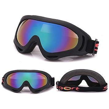 Exquisite anteojos de esquí 1 pieza anteojos de cristal 5 ...