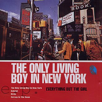 The Only Living Boy in New York e.p. by Blanco Y Negro