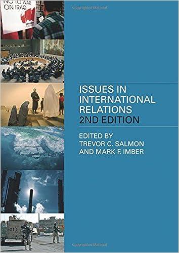 Issues In International Relations: Amazon co uk: Trevor C