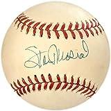 Stan Musial Autographed Baseball (JSA) - Autographed Baseballs