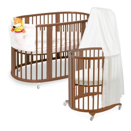 Stokke Sleepi System, Walnut Brown, Baby & Kids Zone