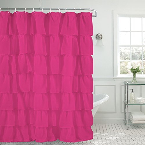 ruffled stitched curtain treatment different product image