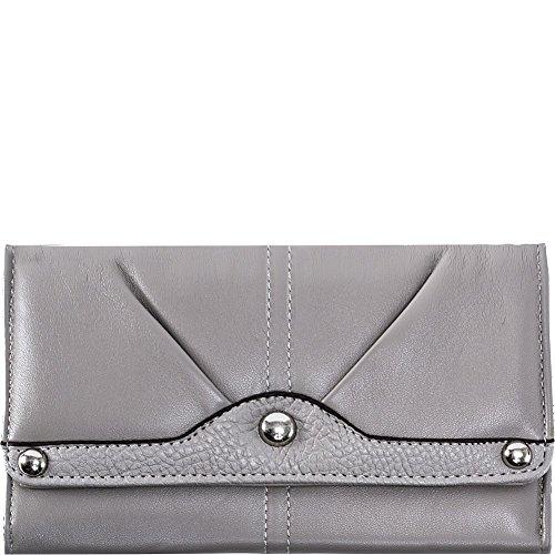 parinda-womens-eveline-tri-fold-snap-closure-wallet-pewter