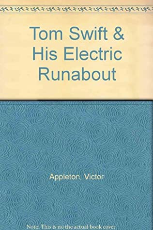book cover of Tom Swift and His Electric Runabout