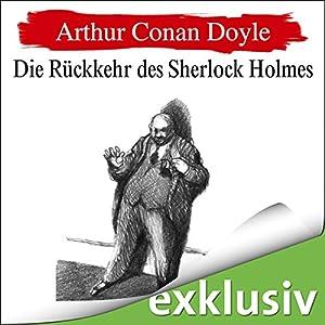 Die Rückkehr des Sherlock Holmes (Sherlock Holmes 7) Hörbuch