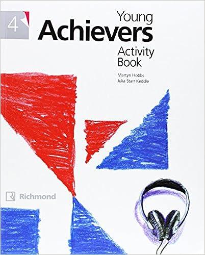 Amazon mira el descargador de libros YOUNG ACHIEVERS 4 ACTIVITY + AB CD PDF PDB CHM 8466820485