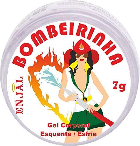 Bombeirinha, Pomada Unissex Esquenta & Esfria, 7G, Enjal