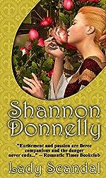 Lady Scandal: A Traditional Regency Romance (Regency Ladies in Distress Book 1)
