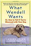 What Wendell Wants, Jenny Lee, 0385337868