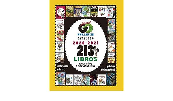 CATÁLOGO BEPAFEL GO: 213 LIBROS PARA NIÑOS Y ADOLESCENTES eBook ...