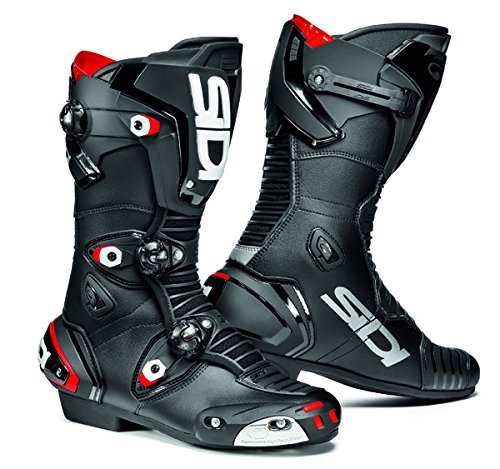 Mag Air - Sidi Mag 1 Black Motorcycle Boots